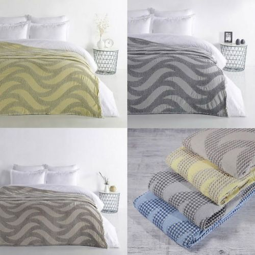 Wave (Bed Spread)